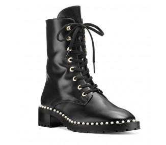 Boots Stuart Weitzman Allie cuir
